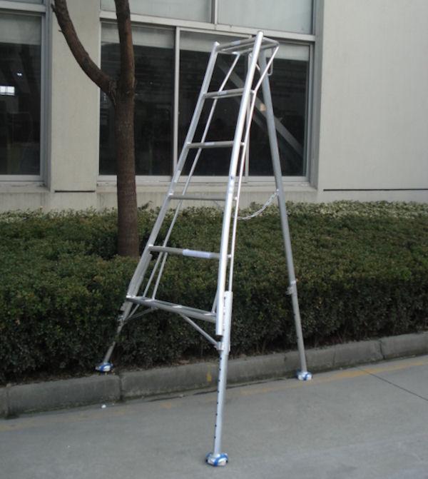 aluminium tripod ladders