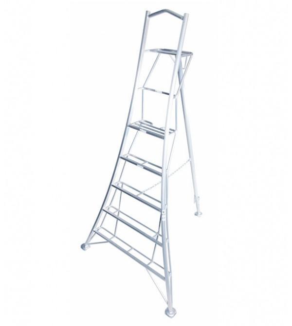 henchman platform tripod ladder