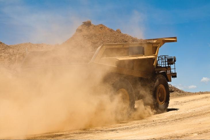 browns dust quarry