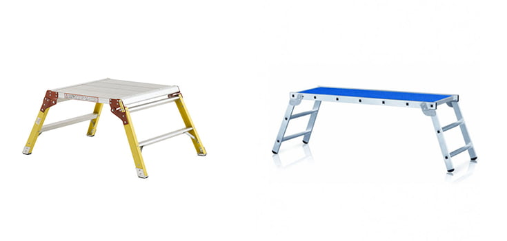 browns ladders low level work platforms 2