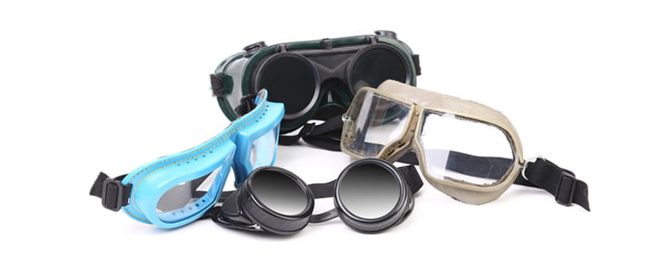 Protecting your eyesight atwork eye protection examples