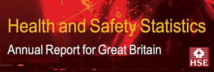 What can we learn from the annual HSE health and safety report
