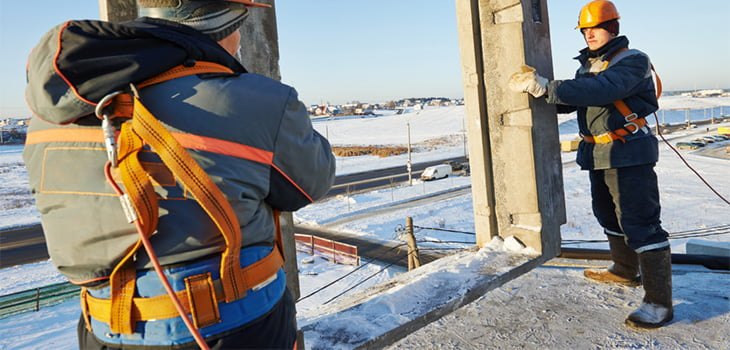 All you need to know about winter risk assessment-workers