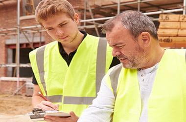Improving safety standards on smaller sites