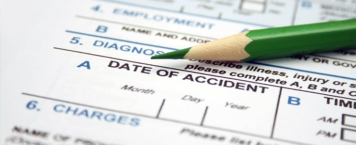 work accident form