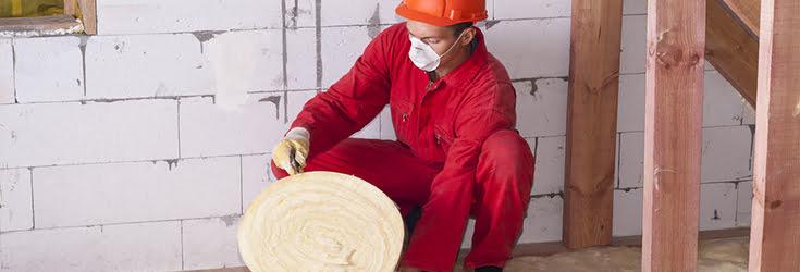worker in loft