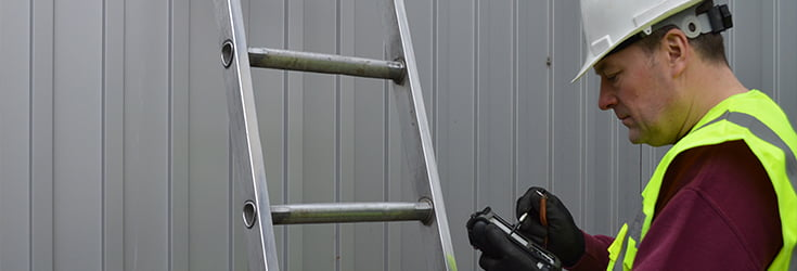 Independent Ladder Safety Inspection