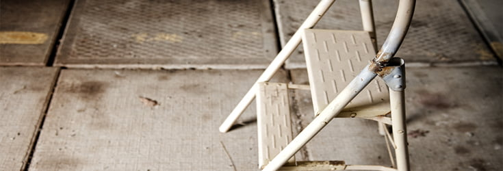 Safety first: How to tell if your ladder might need inspecting