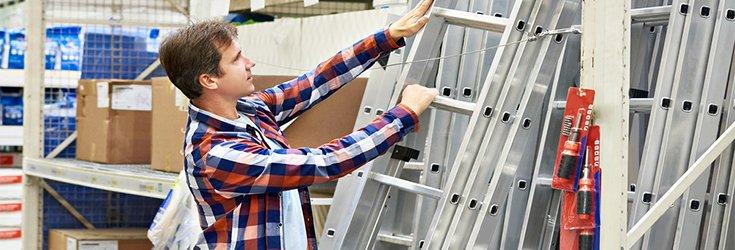 choosing a ladder