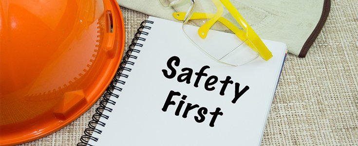 staying safe with professional safety training