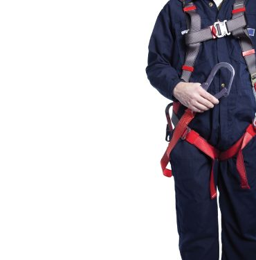 lanyards and harness course