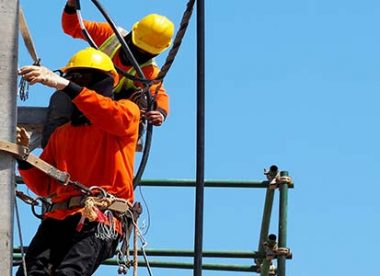 one in five workplace accidents are caused by working at height feature image