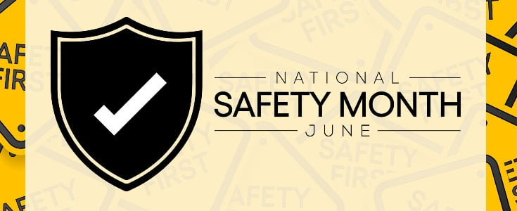National safety mobth